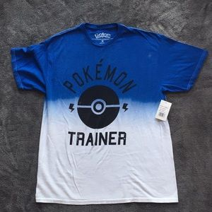 Pokemon Tops - Pokémon Trainer Tee